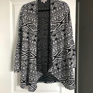 American Eagle Aztec print sweater